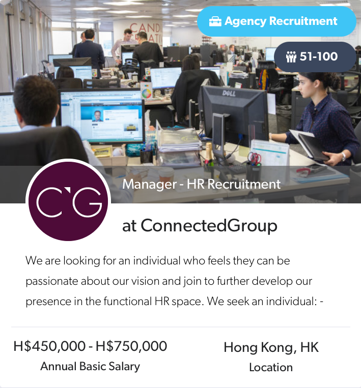 Connected Manager
