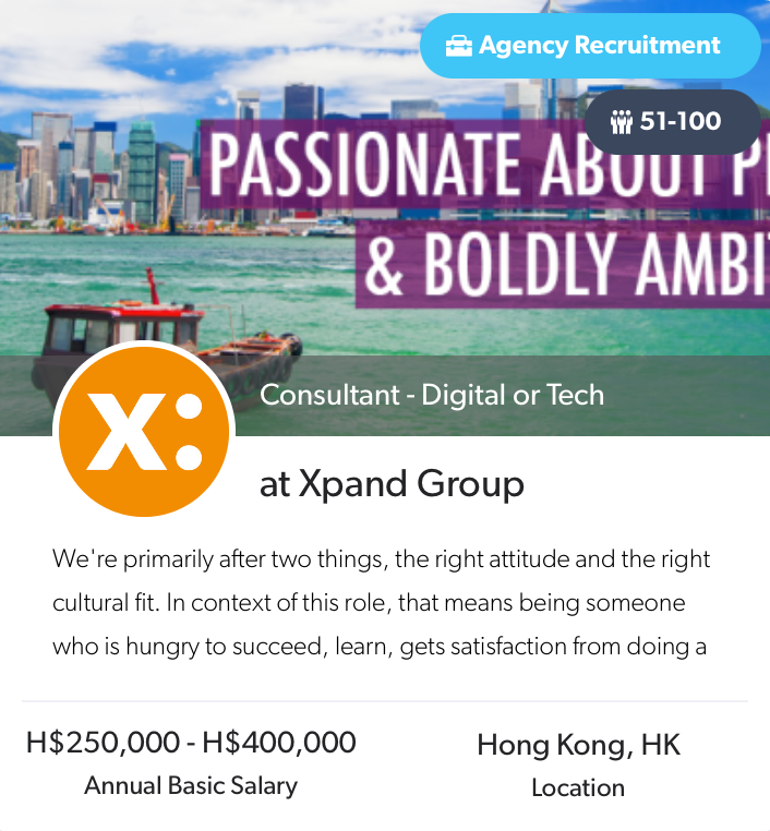 Xpand consultant