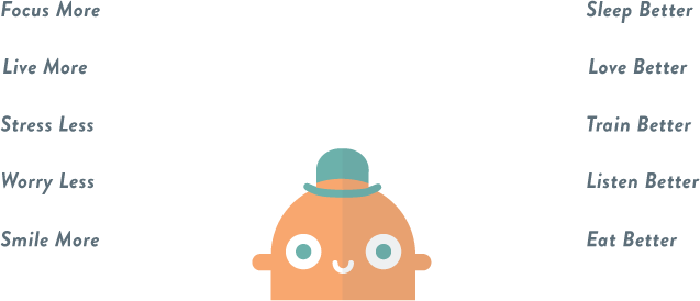 Headspace graphic