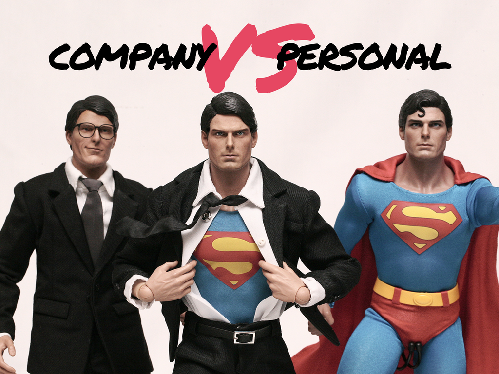 Company Personal Brand Recruitment