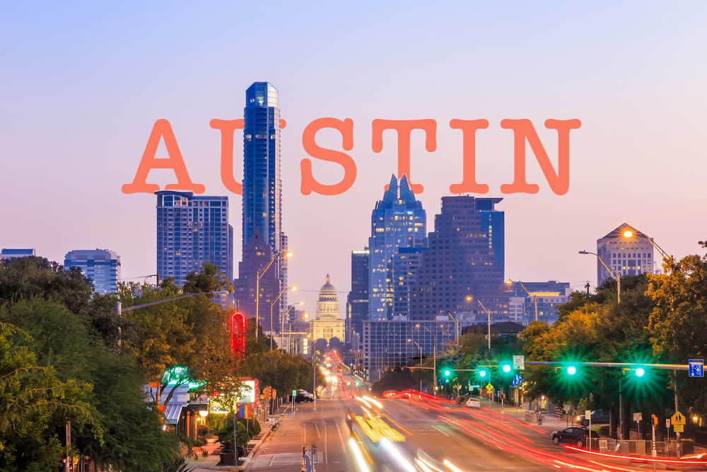 Hunted Worldwide: Austin, Texas