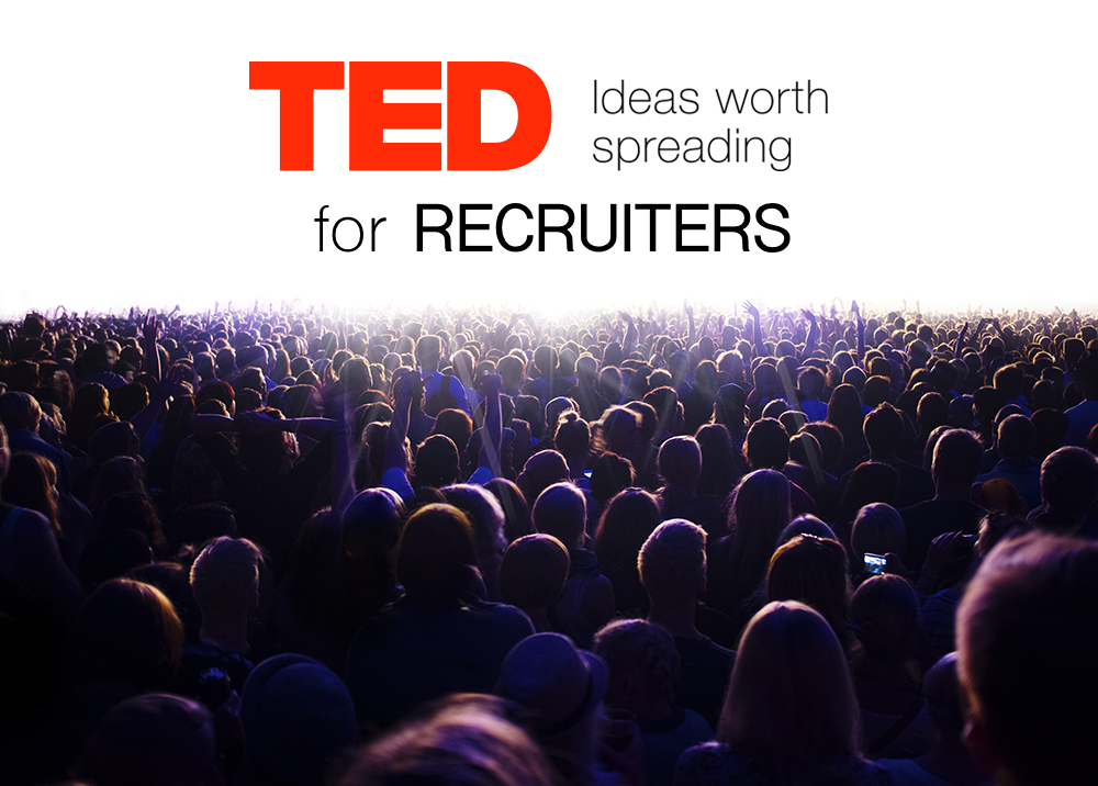 TED Talks Recruiters