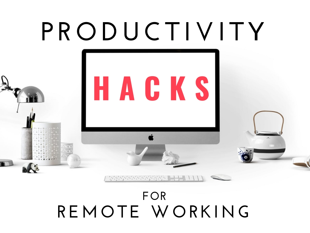 Recruiter Productivity Hacks For Remote Working