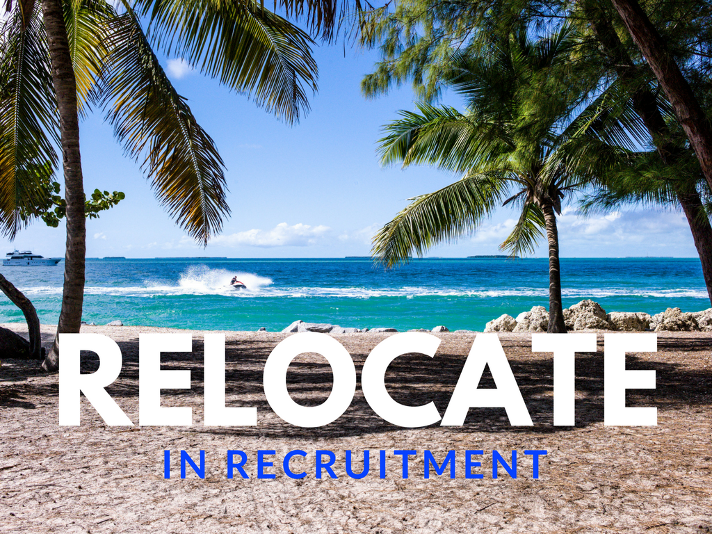 Relocation in Recruitment