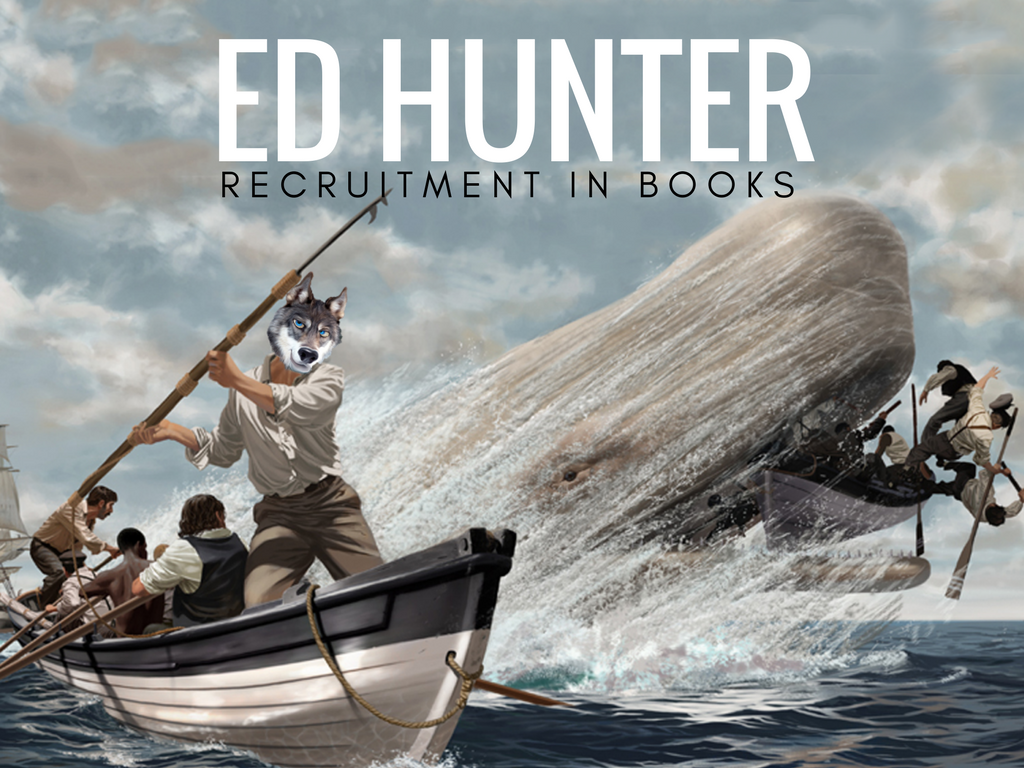 Ed Hunter Moby Dick
