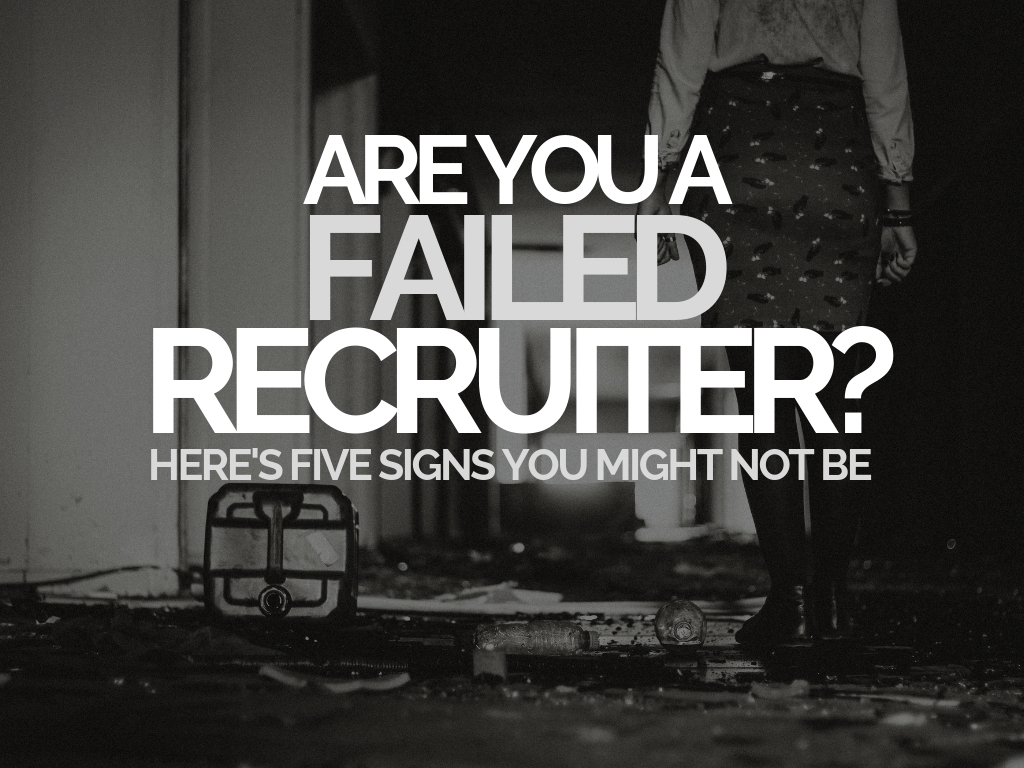 How to Tell If You're Going To Be a Success in Recruitment