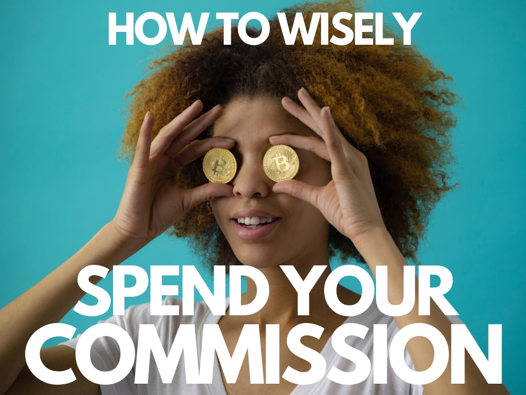 How to Wisely Spend Your Commission in Recruitment