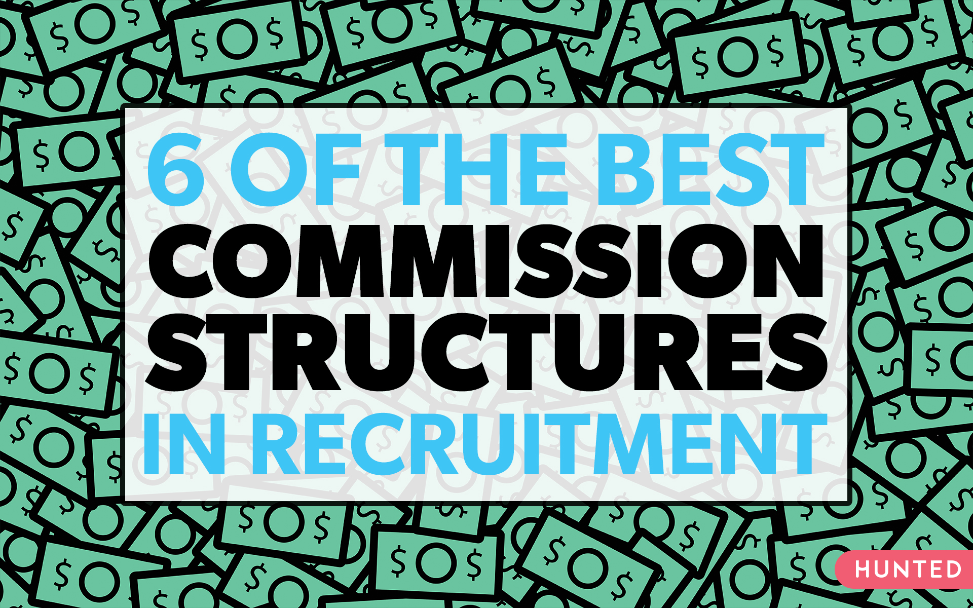 6 of the best commission structures