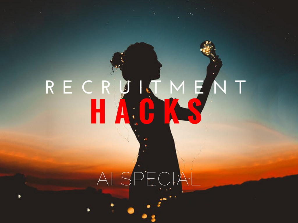 Recruiter Productivity Hacks AI Special