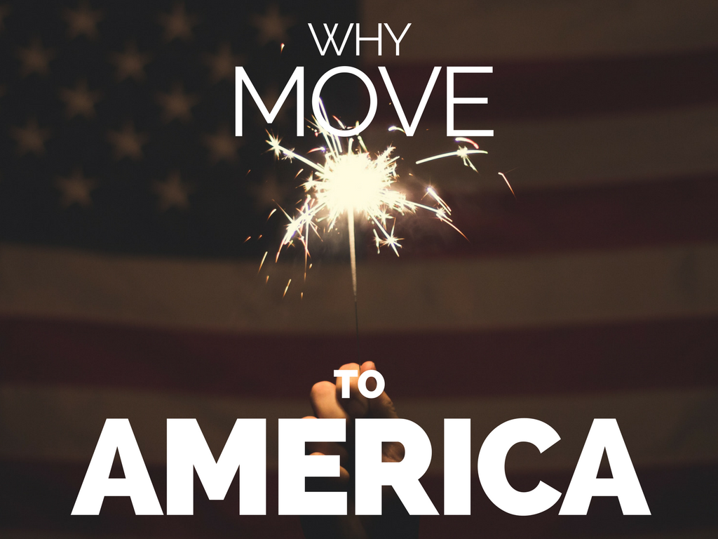 Why Would ANYONE Move to America?