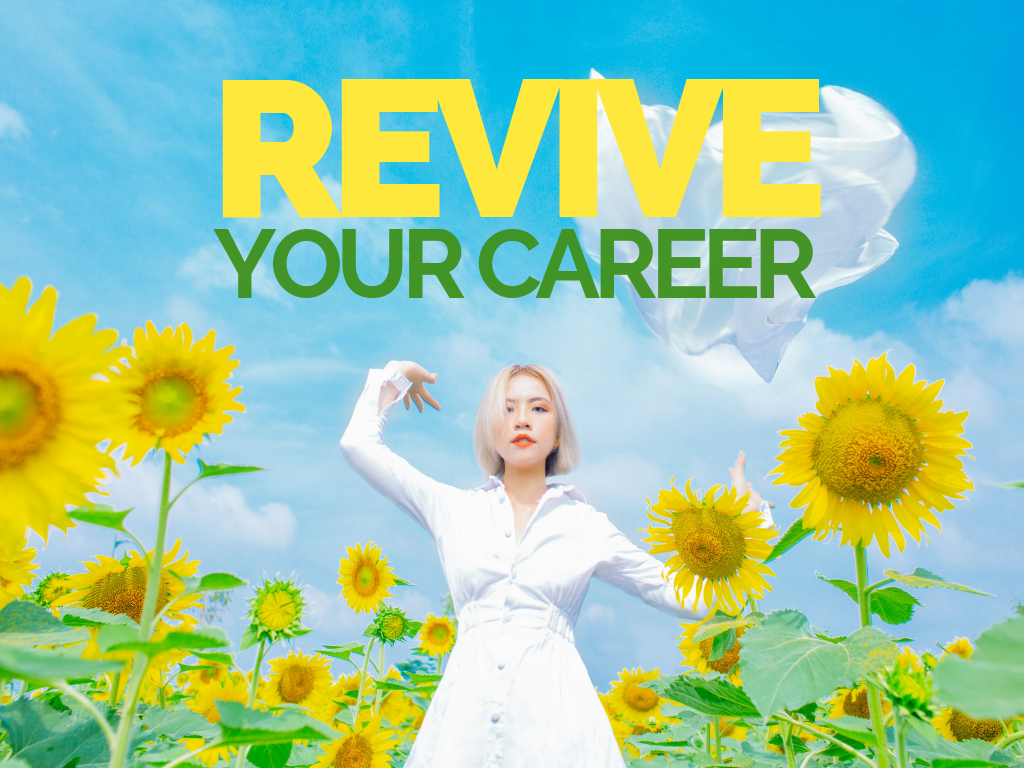 revive your career 1