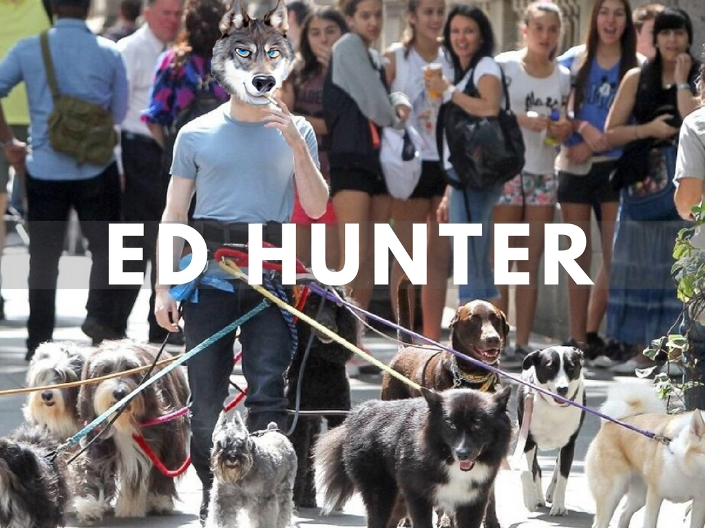 Ed Hunter: If Dogs Were Recruiters - Hunted News Feed