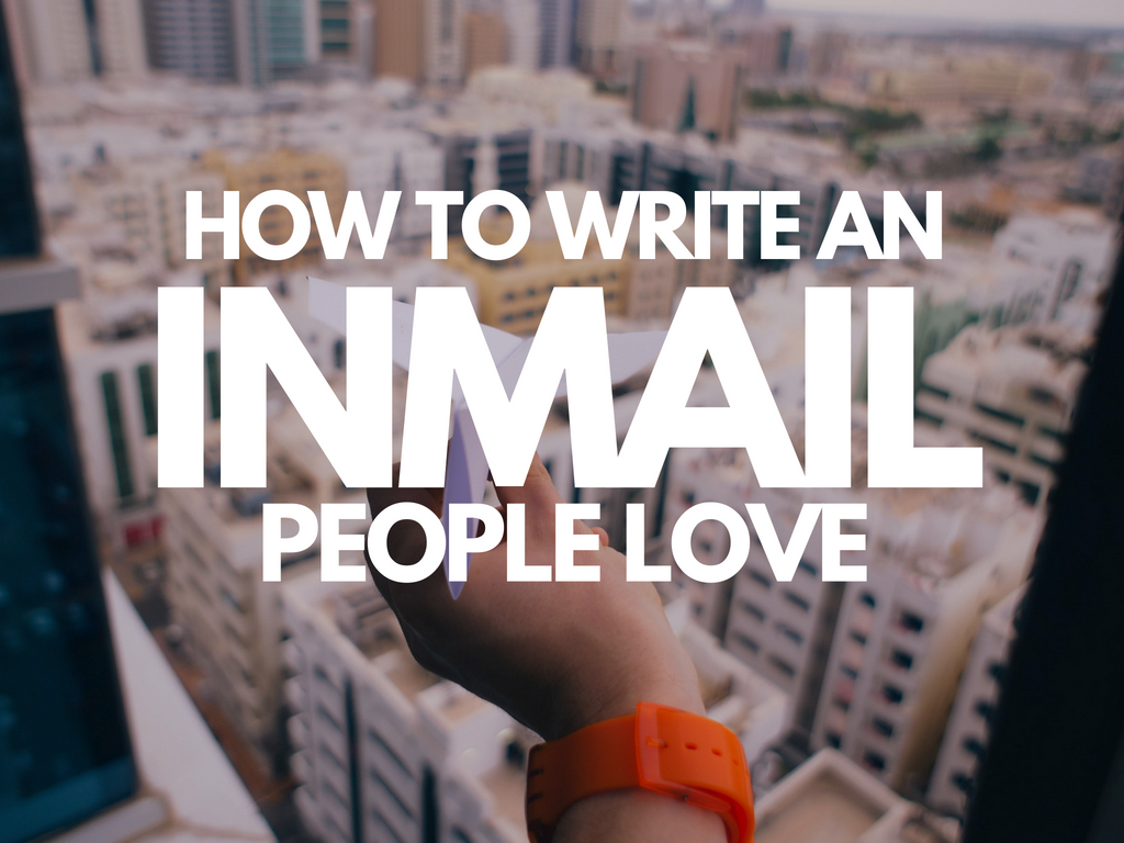 How to Write a Winning InMail