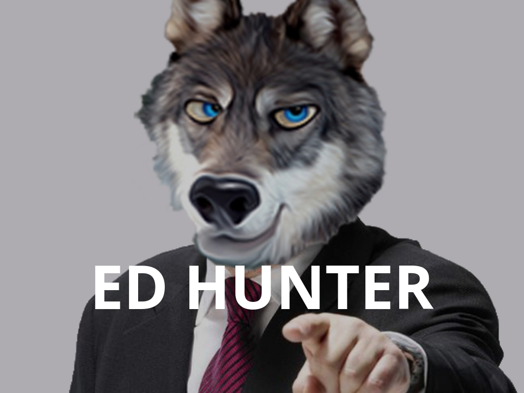 Ed Hunter You're Fired