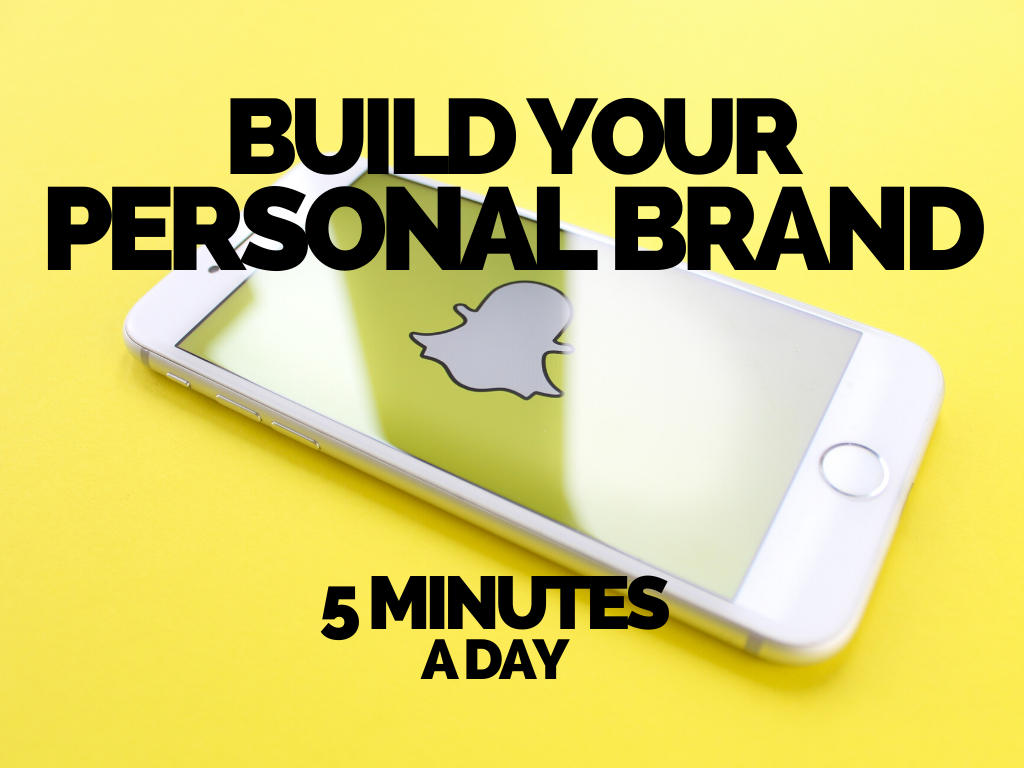 How to Build Your Personal Brand in Five Minutes a Day