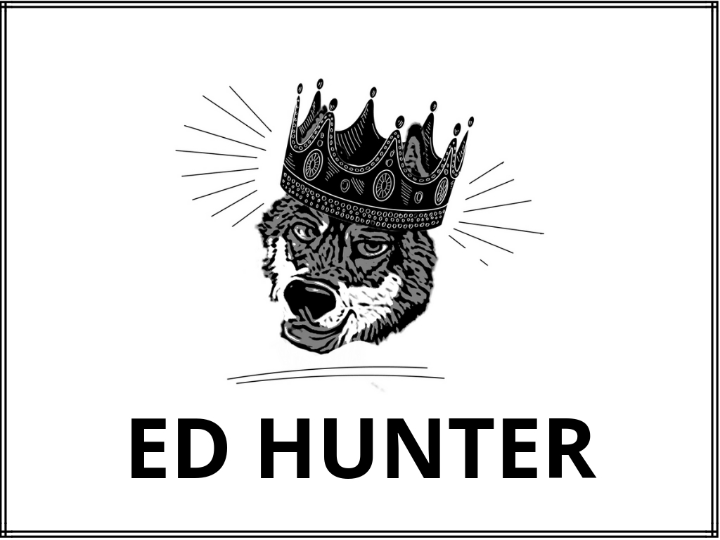 Ed Hunter As Useful as a Glass Hammer