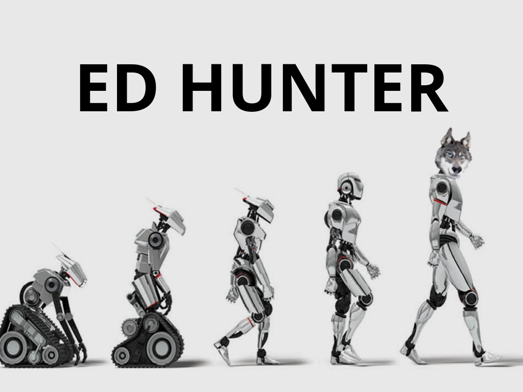 Ed Hunter How to tell if you're a modern recruiter