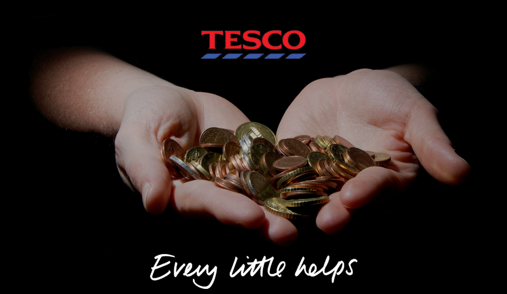 Ed Hunter Tesco Every Little Helps