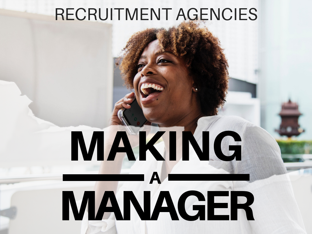 Making a Manager: Boss Recruitment Agencies