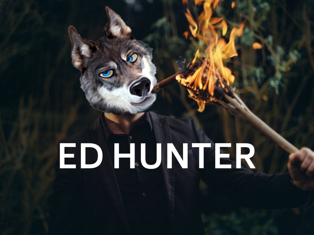 Ed Hunter Stealer of Staff