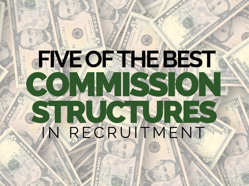 5 Of The Best Commission Structures 2019