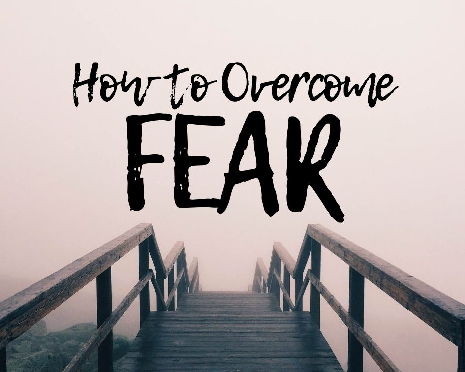 How to Overcome Fear Hunted