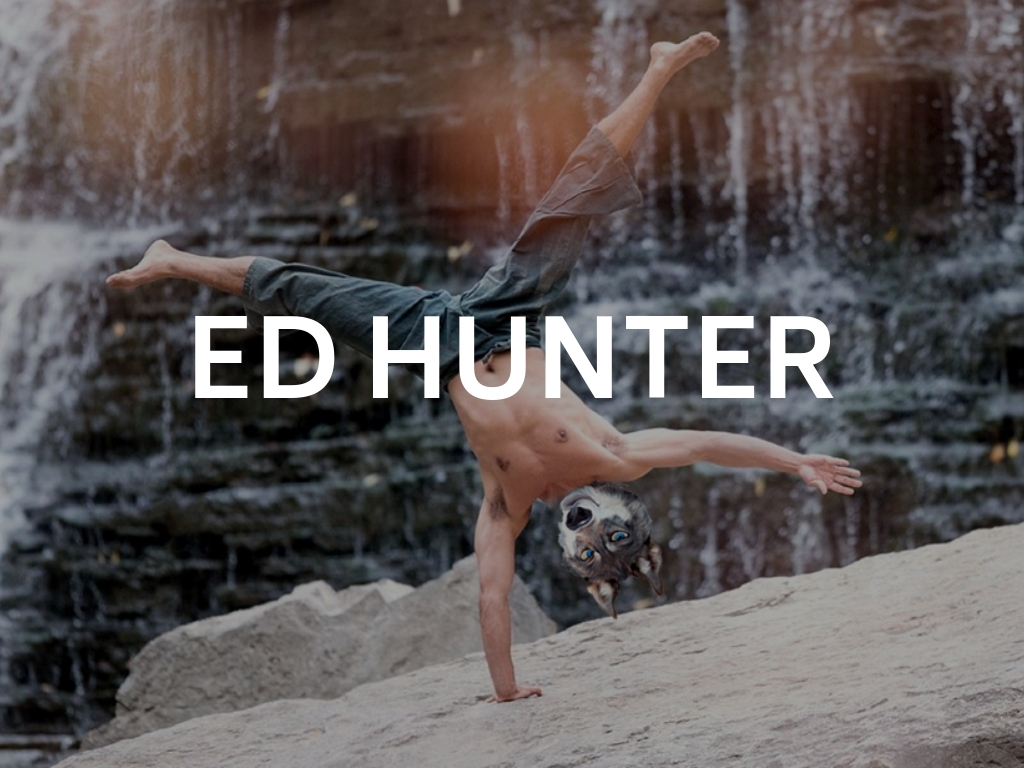 Ed Hunter An Ode to Clients
