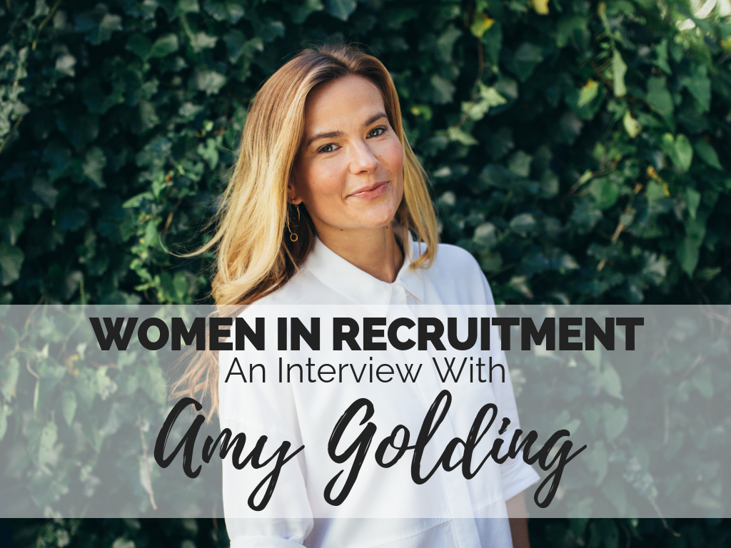 Amy Golding - Opus Talent Solutions