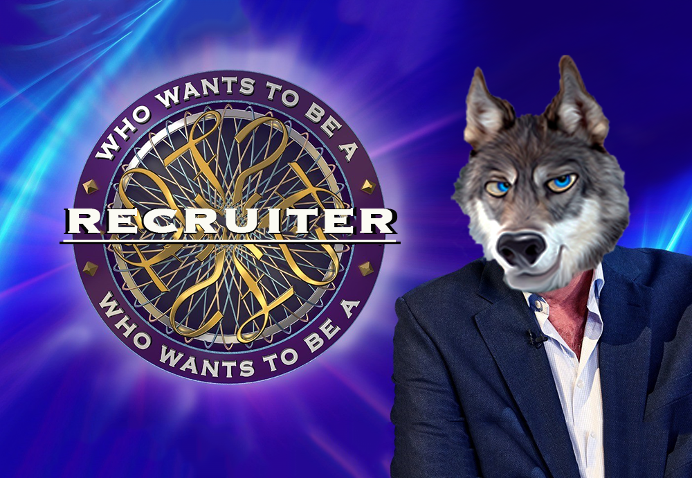 Ed Hunter Who Wants To Be a Recruiter