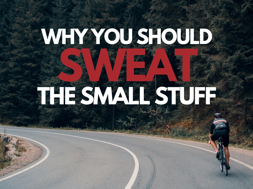 Marginal Gains:Why You Should Sweat The Small Stuff