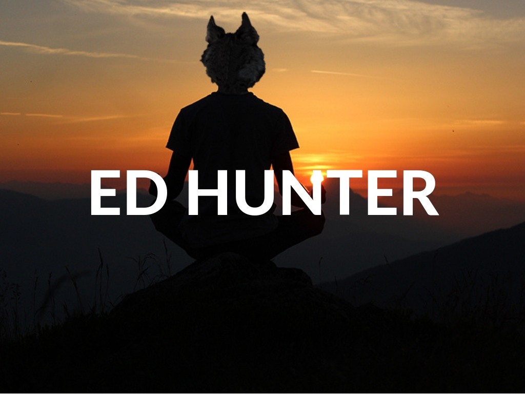 Ed Hunter's Guide to Wellbeing