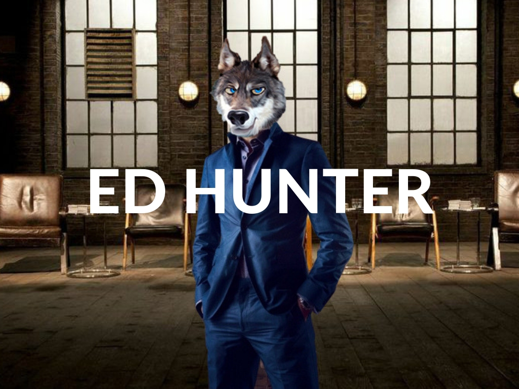 Hunted News Feed - Industry content, just for recruiters