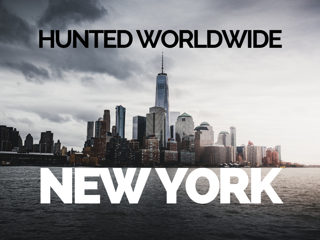Hunted Worldwide: New York