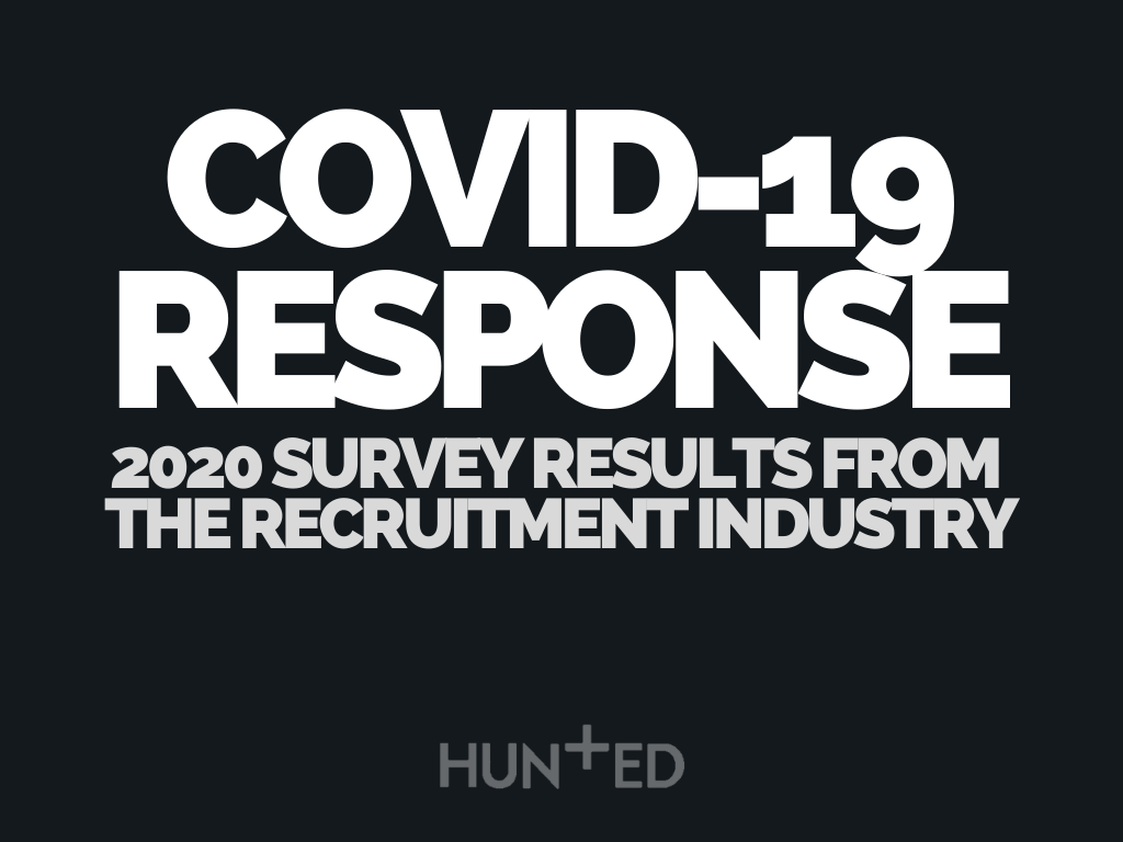 COVID-19 Recruitment Industry Survey Results