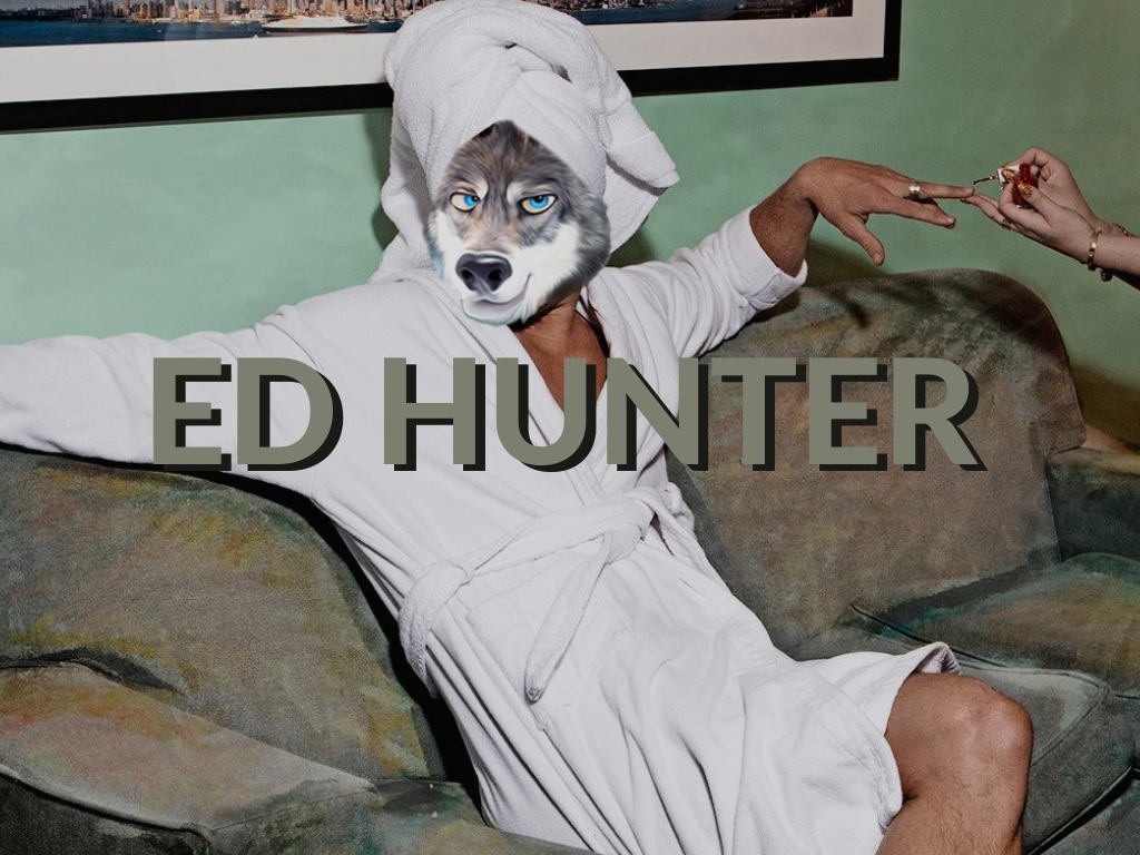 Ed Hunter Settles Your Deepest Fears