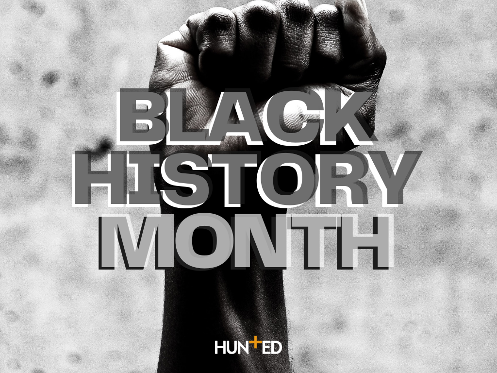 Black History Month Hunted