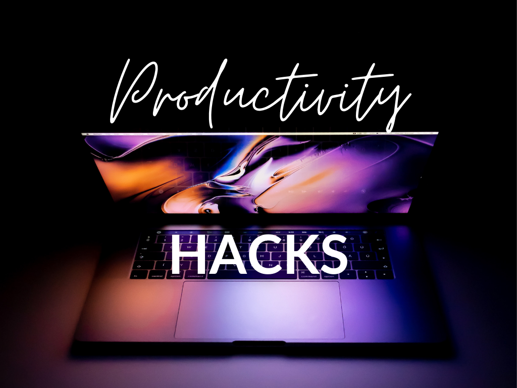 Productivity Hacks for Recruiters